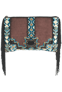 Mary Frances Ponderosa Handbag - Front