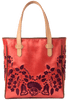 Consuela Valentina Tote - Cayenne - Front