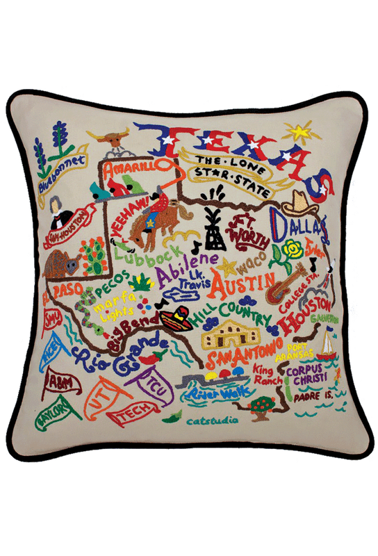 Pillow - CatStudio Texas Pillow