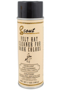 Scout Dark Felt Hat Cleaner