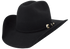 Bullhide Kingman Jr. Little Cowboy Hat - Black - Hero