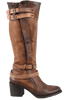 Freebird by Steven Women's Cognac Clive Boots - Side