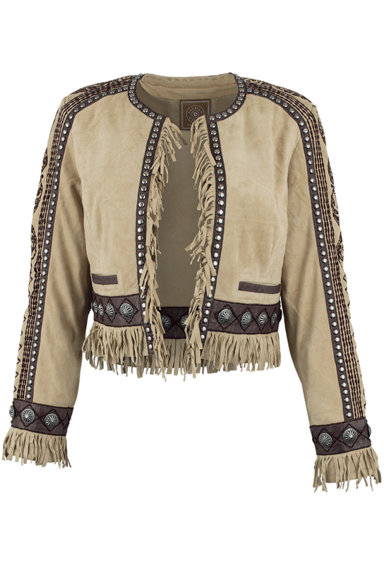 Double D Ranch Rio Cuarto Jacket - Front