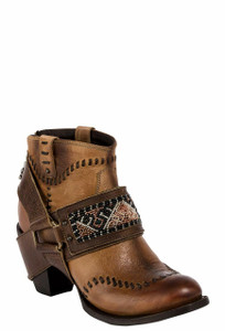 Double D Ranch by Lane Cordero Rizado Boots - Hero