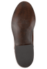 Lucchese Men's Chocolate Hippo Roper Boots - Bottom
