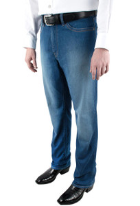 34 Heritage Men's Charisma Mid Cashmere Jeans - Hero