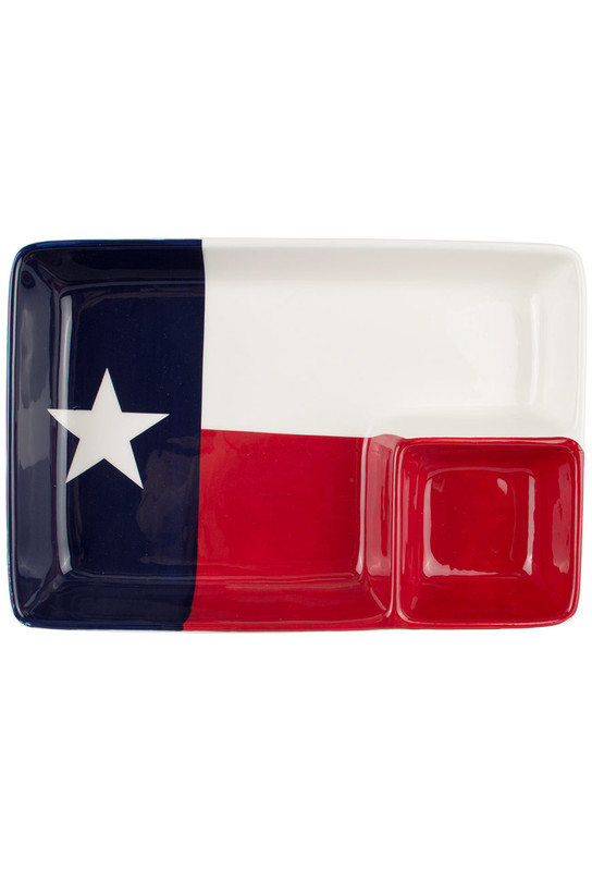Home - Texas Flag Chip and Dip
