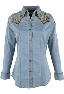 Vintage Collection Gwen Western Shirt - Front
