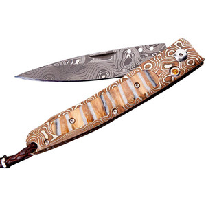 William Henry Ventana Neolithic Pocket Knife
