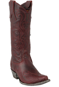Old Gringo Women's Red Dolce Stitch Boots - Hero