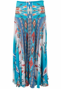 Vintage Collection River Long Skirt - Front