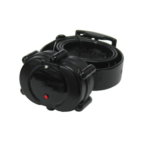 D.T. Systems Micro-iDT Remote Dog Trainer Add-On Collar Black Black (IDT-ADDON-B)