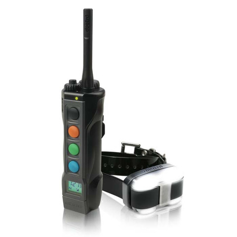 Dogtra EDGE 1 Mile Dog Remote Trainer Expandable Black (EDGE)