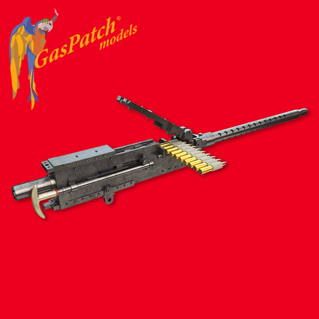 Browning Cal.30 Fixed 1/48