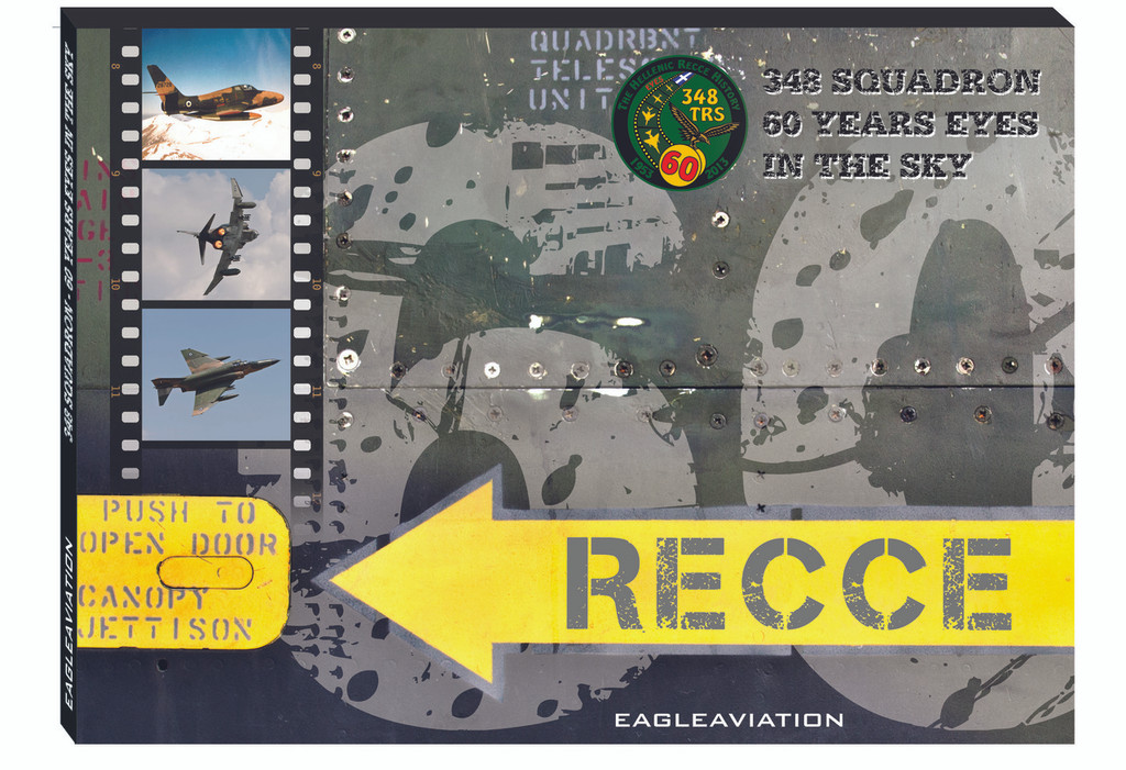 348 Hellenic Recce Squadron  - 60 Years Eyes in the Sky