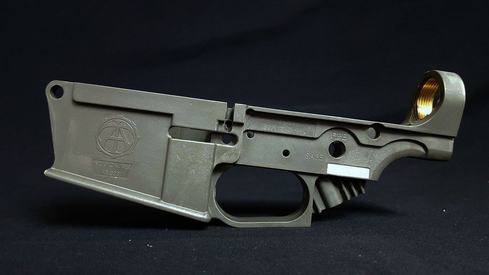 AR 308-Olive Drab (Matches Industry Standard OD)