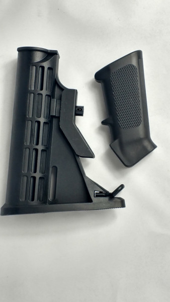 STANDARD STOCK AND GRIP