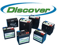 Discover 140Ah AGM Battery