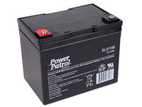 SLA1156 Power Patrol 12v 35ah Battery by Interstate Batteries