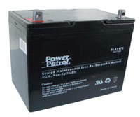 Interstate SLA1175 12V 75Ah AGM Battery (SLA1175)