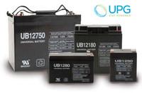 Universal Power 12V 110Ah AGM Battery