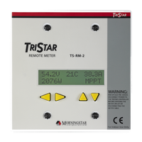 Morningstar TriStar Remote Meter 2