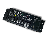 Morningstar SunSaver SS-20L-12 Charge Controller