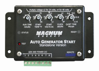 Magnum Automatic Generator Start Module - 2 Relay
