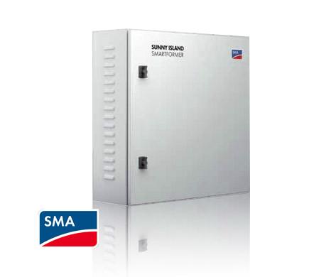 sma smartformer pre wired ac distribution box for sunny island. Black Bedroom Furniture Sets. Home Design Ideas