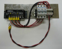 Prewired Backplate with SS-10L-24V Controller