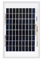 Ameresco AMS010M 10W 12V Solar Panel