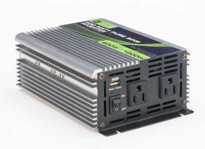 Zamp Solar 600 Watt Pure Sine Wave Inverter