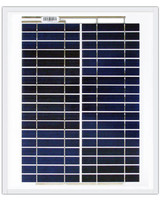 Ameresco AMS020J 20W 12V Solar Panel (AMS020J)