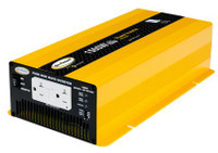 GO POWER! 1500W High Surge Pure Sine Wave Inverter - 12V