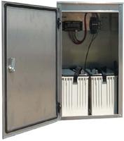 Value Line VL-BB-2-PC Powder Coated Aluminum Battery Enclosure