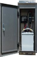 Value Line VL-BB-MINI-PC Powder Coated Aluminum Battery Enclosure