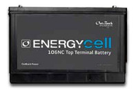Outback EnergyCell 106NC 12V 100Ah Nano-Carbon AGM Battery