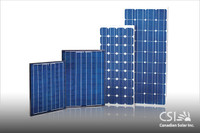 Canadian Solar 265W 24V Poly Solar Panel