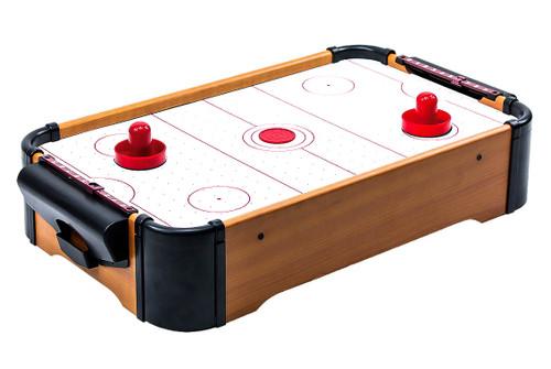 Mini Table Top Air Hockey Game