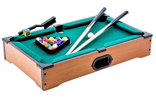 Mini Table Top Pool Table Game