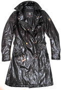 Belstaff Exclusive Italian Designer Beautiful Trench Coat Euro 42 Size 10