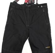 "Rukka Goretex Trousers - Black, Size Euro 56 - 38""/40"" Waist ""Leg C2 34""Leg"