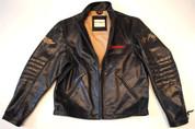 "Hein Gericke Limited Edition  Speedware  Leather Jacket  Size M   40"" Chest"
