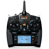 Spektrum DX6 6ch System w/ AR610 Receiver Mode 1