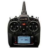 Spektrum DX9 Black Edition w/ AR9020 Receiver Mode 1