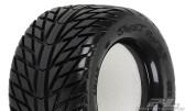 "Street Fighter 2.8"" (Traxxas Style Bead) Street Truck Tyre 2PCS"