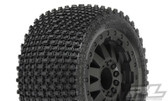 "Gladiator 2.8"" (Traxxas Style Bead) All Terrain Tyres Mounted 2PCS (10102-13)"