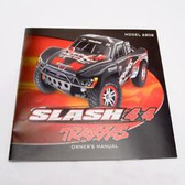 Traxxas 4x4 Slash Owners Manual 6899