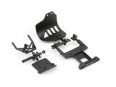 ARRMA 320004 Bumper Rear Chassis Plate Set Front