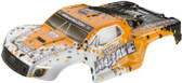 ARRMA 402045 Body Orange Mojave Pixel 2013